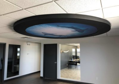 Stretched Ceiling